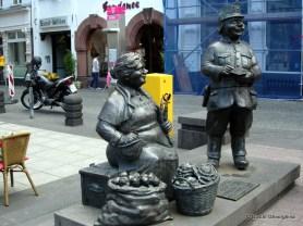 Koblenz Politistul și vanzatoarea clandestina