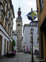 Koblenz in centrul vechi