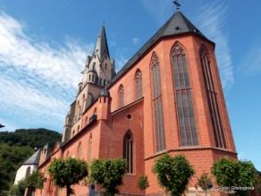 Oberwesel biserica Maicii Domnului