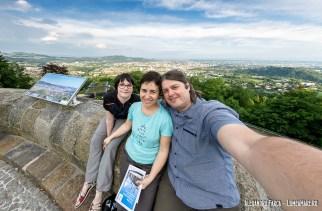 LumeaMare - selfie peste Linz