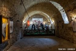 Cetatea Neamț în interior