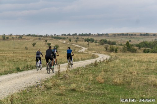 Cu bicicleta prin Ținutul Zimbrului