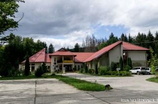 Sediul Parcului Natural Vânători Neamț
