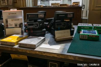 Supersense Viena - aparate Polaroid