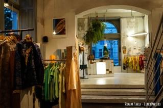 Burggasse 34 - magazin și cafenea