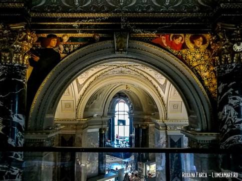 Kunsthistorisches Stariway to Klimt