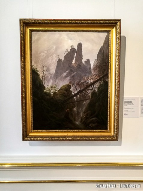 Belvedere Caspar David Friedrich