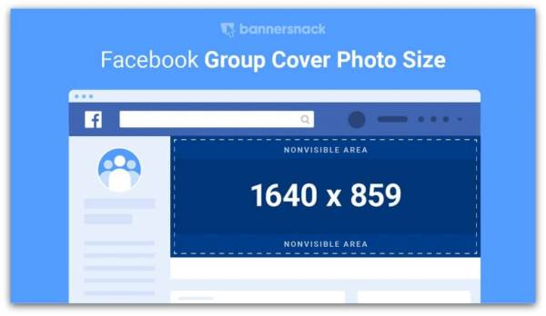 The Correct Facebook Group Cover Photo Size [+Free ...