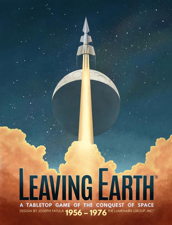 Lumenaris Products Games Leaving Earth