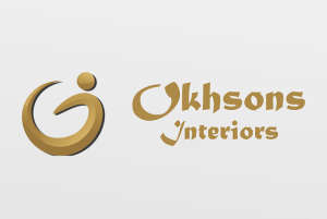 Logo Design for Okhsons Interiors
