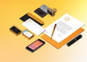 corporate branding for coalesce global limited. corporate branding agency in owerri