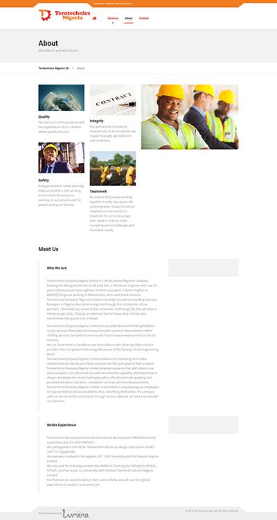 web design in owerri