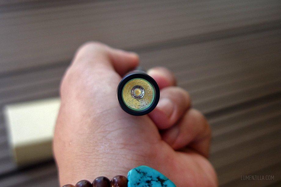 10 lumintop iyp365 nichia 219B led emitter