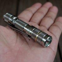 Titanium Elegancy in Lumintop Tool Ti
