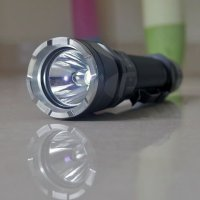 JetBeam JET-IIM, A Tactical Flashlight