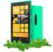 Мятно-зеленый цвет Nokia Lumia 920 myatno-zelenij-cvet ...
