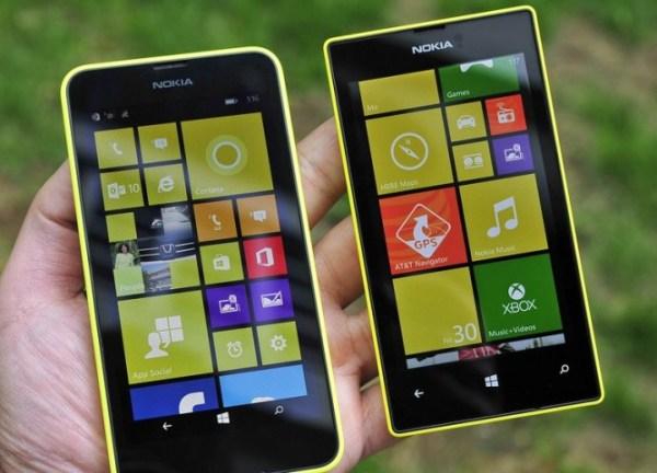 Скачать Lumia Denim для Люмия 525 и Люмия 620 в России