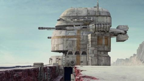 Star Wars: The Last Jedi - Crait