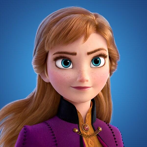 Characters Disney Frozen