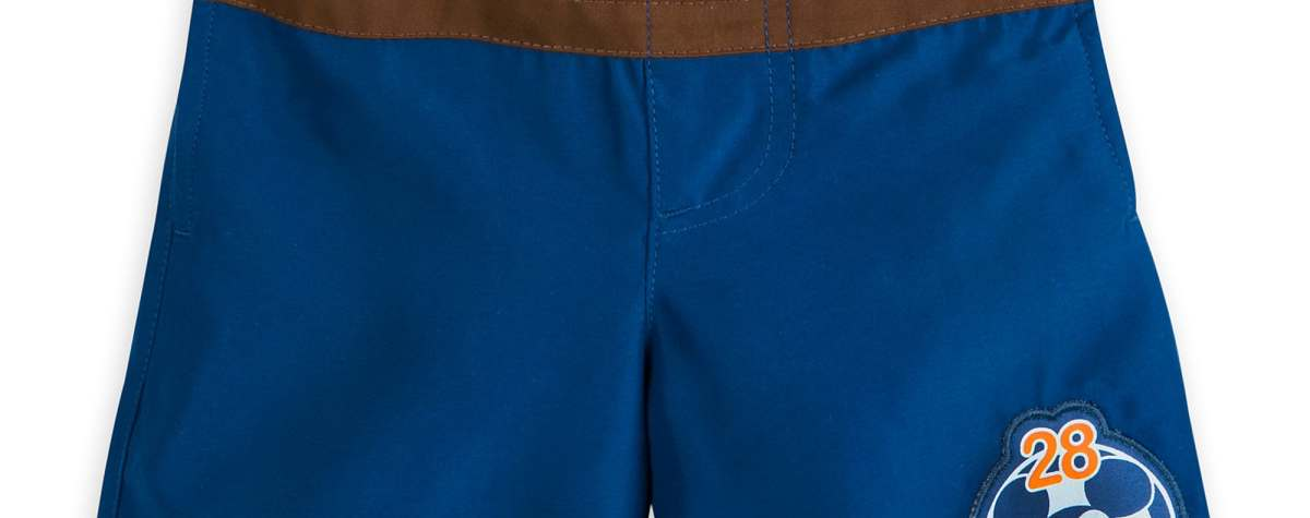 Product Image of Mickey Mouse Swim Trunks for Boys # 1