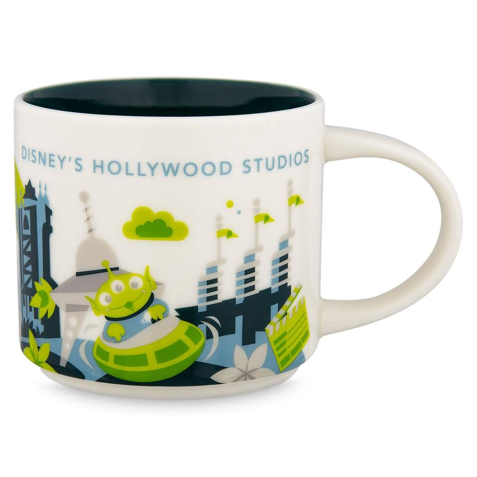 Product Image of Disney's Hollywood Studios Starbucks YOU ARE HERE Mug # 1