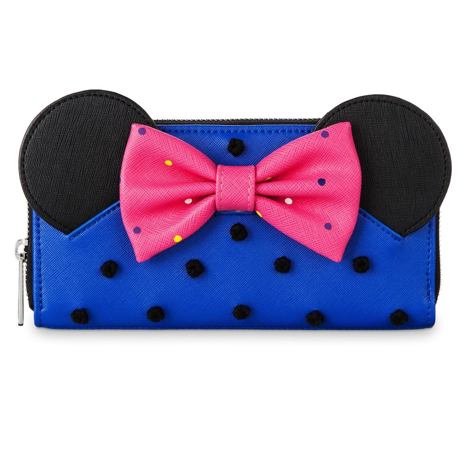 Product Image of Minnie Mouse Wallet by Loungefly # 1