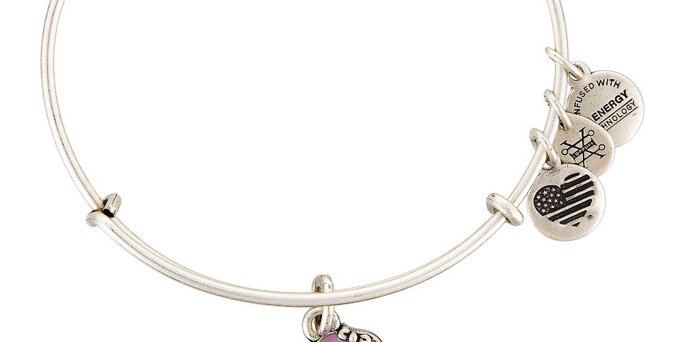 Dumbo and Mrs. Jumbo Bangle by Alex and Ani Official shopDisney