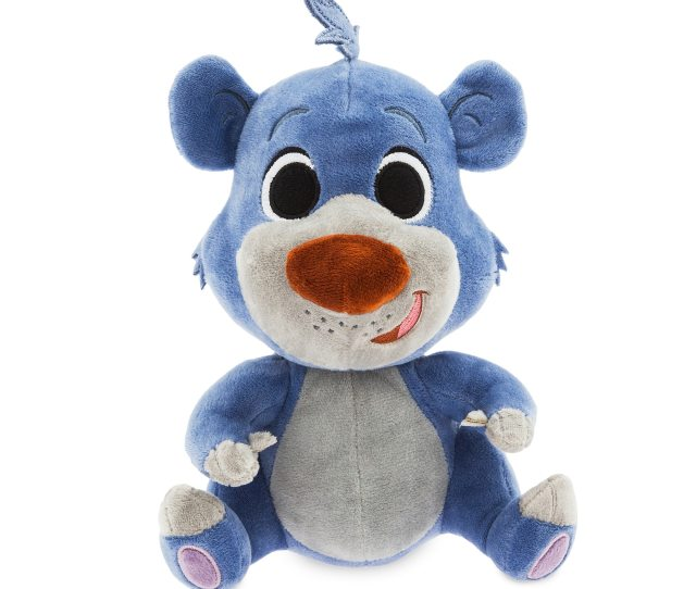 Product Image Of Baloo Plush The Jungle Book Disney Furrytale Friends Small
