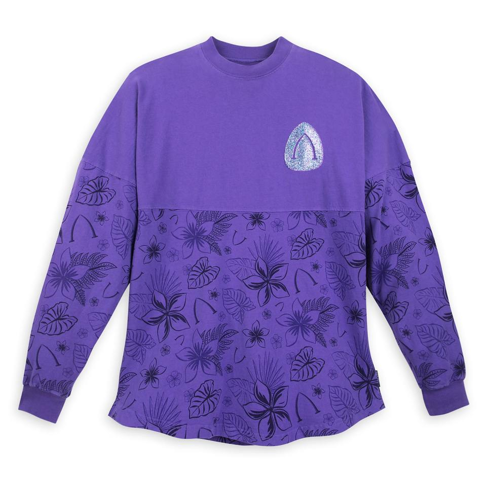 Product Image of Aulani, A Disney Resort & Spa Spirit Jersey for Adults - Potion Purple # 1