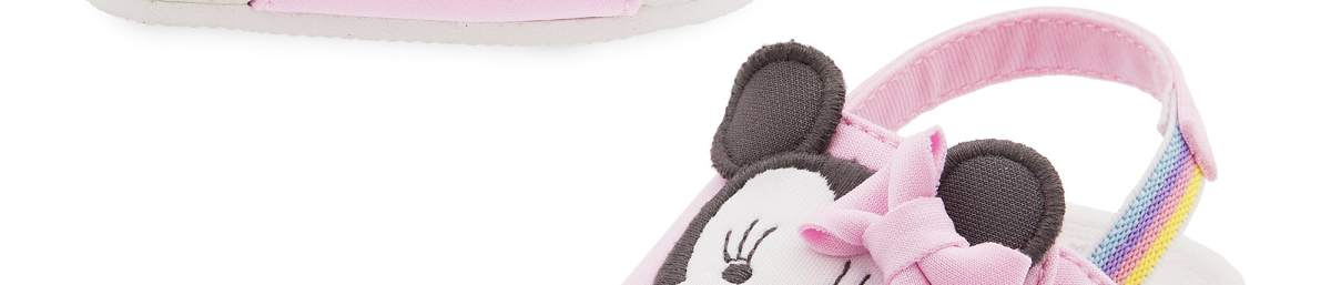 Product Image of Minnie Mouse Swim Shoes for Baby # 1