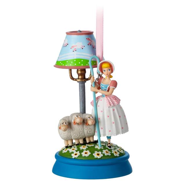 Bo Peep and Sheep Light-Up Sketchbook Ornament - Toy Story 4 Official shopDisney