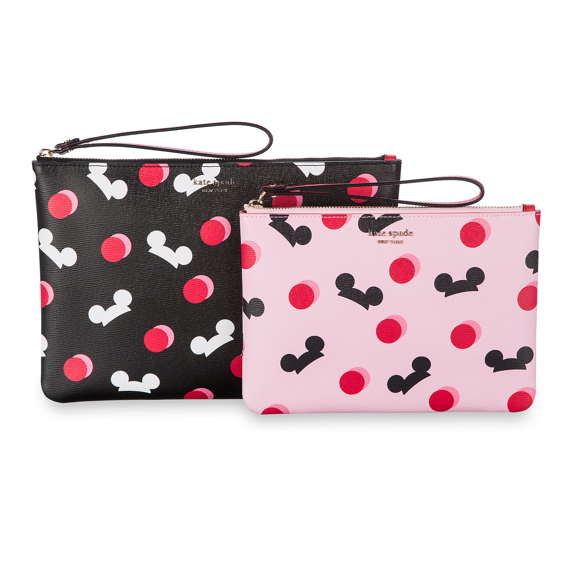 Mickey Mouse Ear Hat Pouch Duo by kate spade new york Official shopDisney