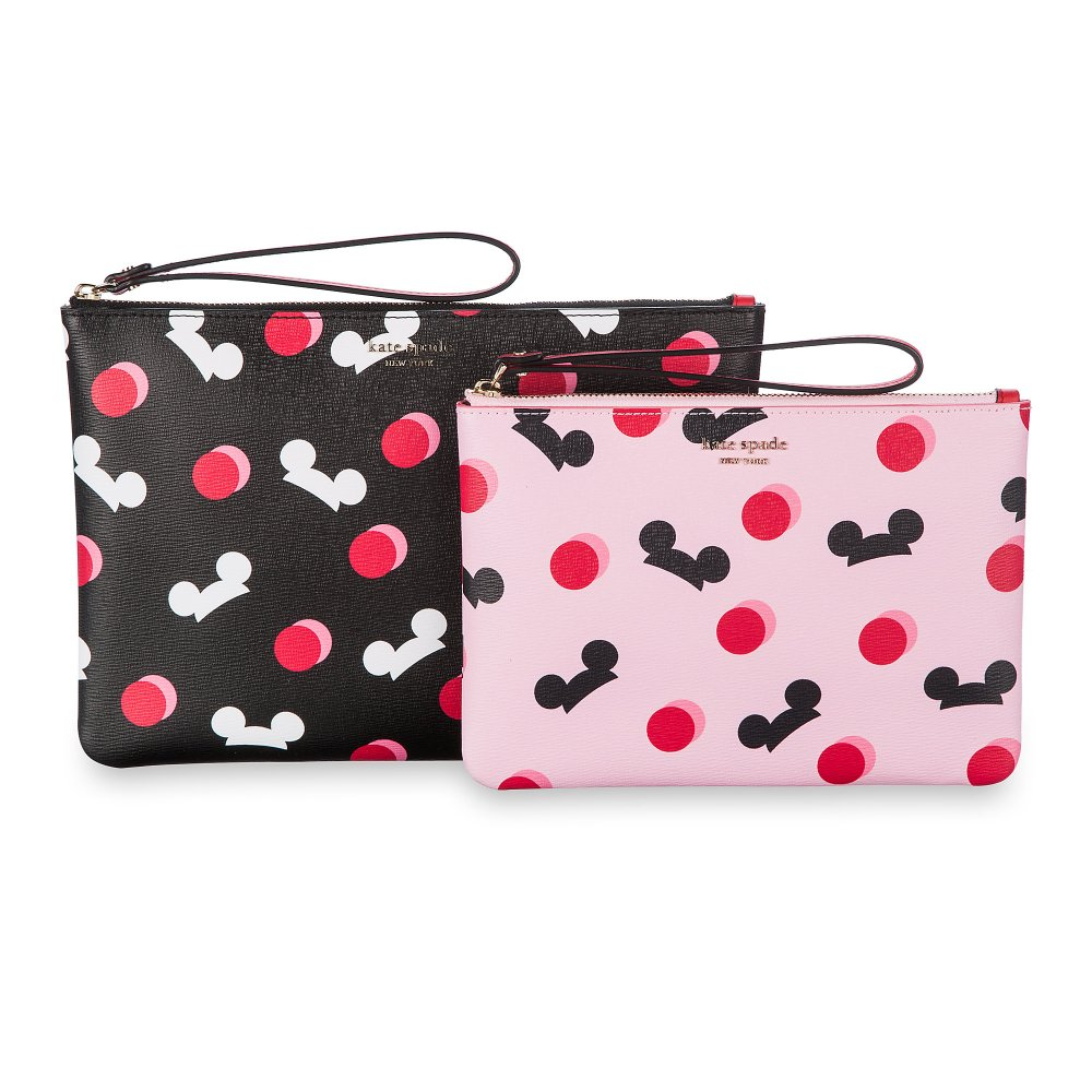 best service 05294 710d2 Mickey Mouse Ear Hat Pouch Duo by kate spade new york Official shopDisney