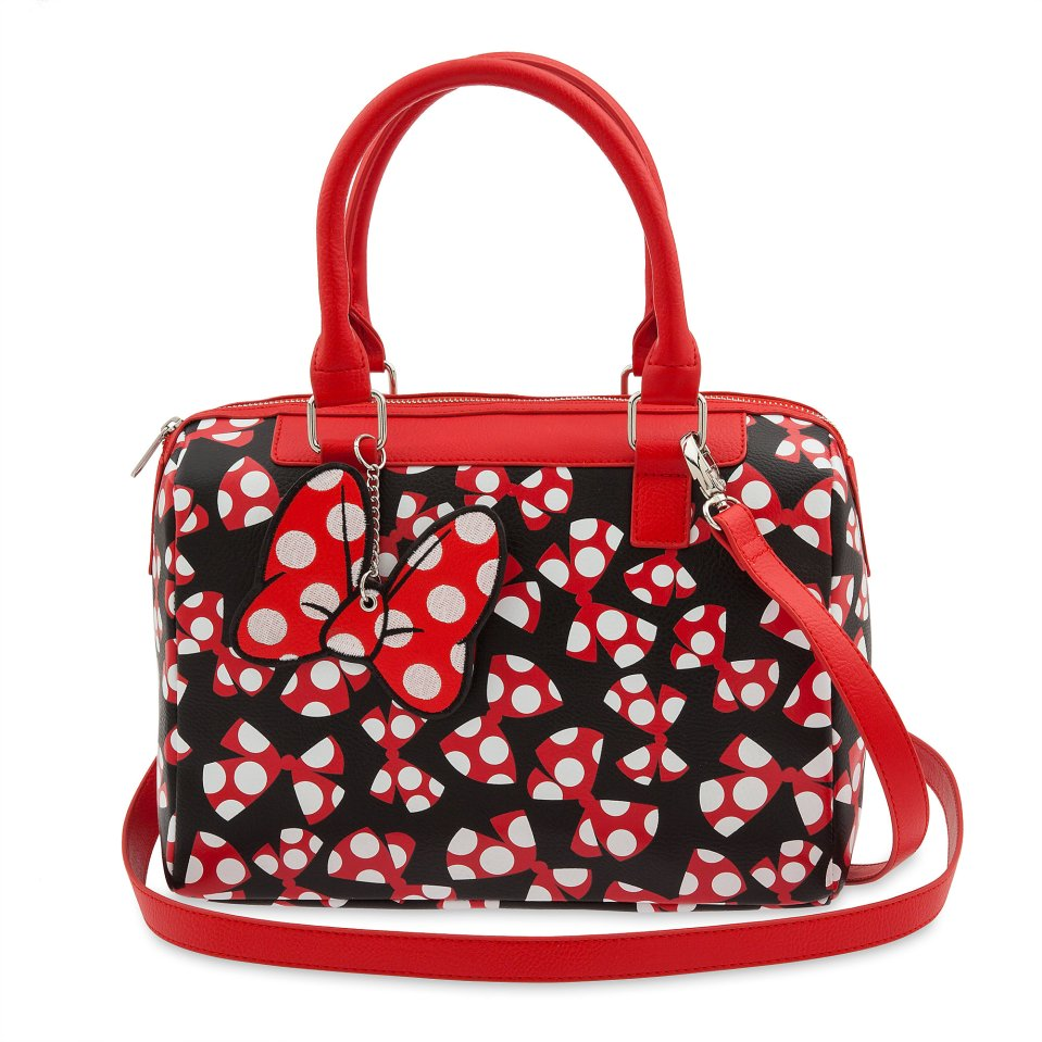 Product Image of Minnie Mouse Bow Satchel # 1