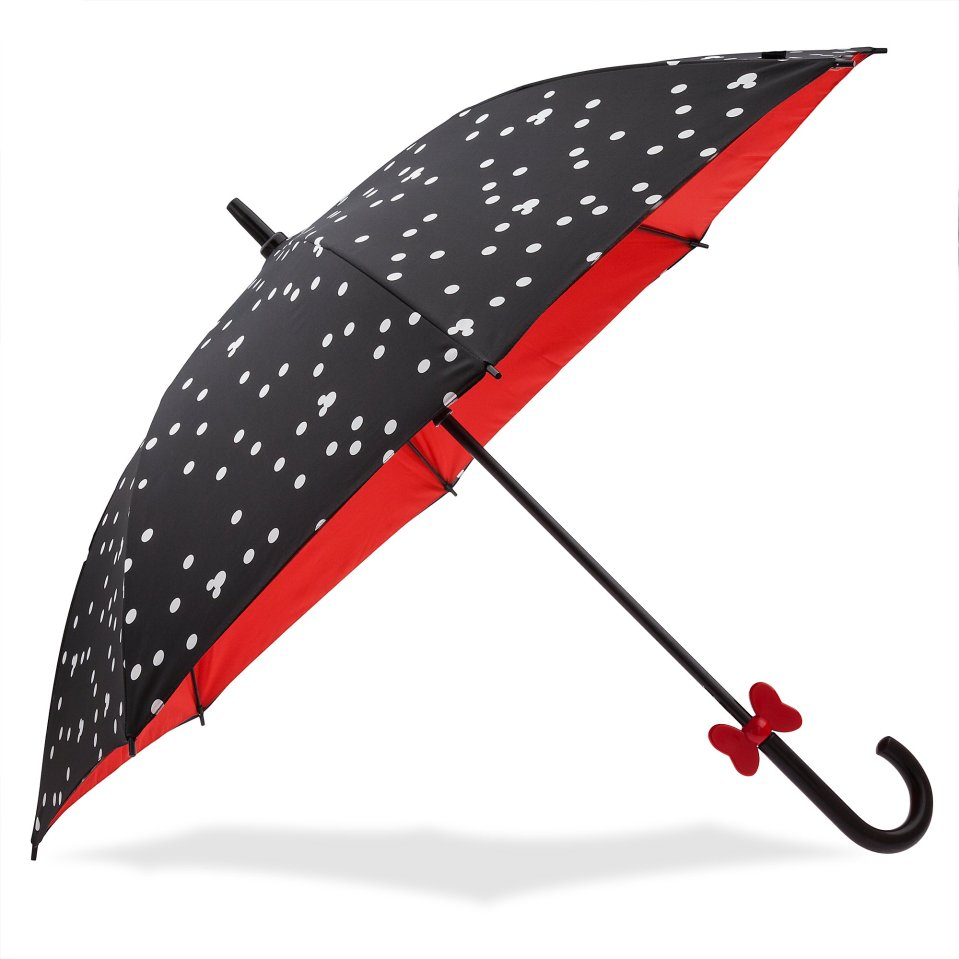 Product Image of Minnie Mouse Umbrella for Adults # 1