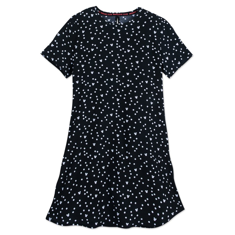 Product Image of Minnie Mouse Polka Dot Dress for Women # 1