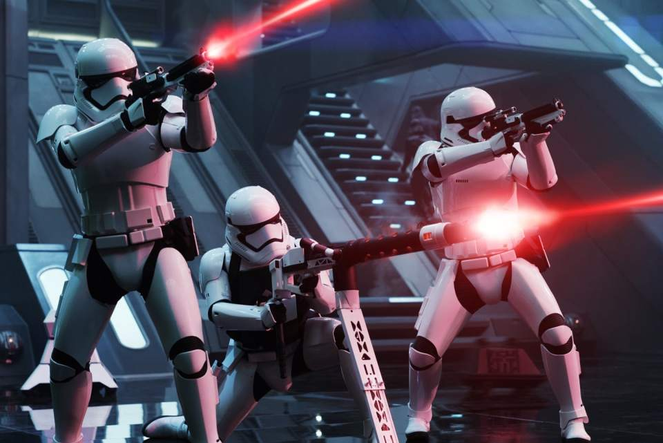Image result for first order stormtroopers