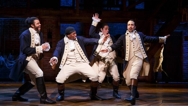 Review: Hamilton Arrives and Shines on Disney+ 1