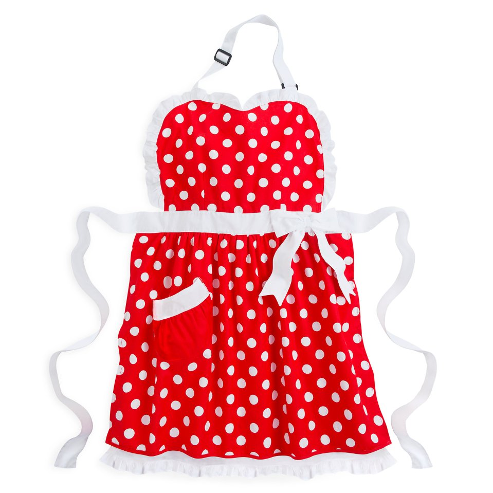 Product Image of Minnie Mouse Apron for Adults # 1