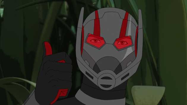 Paul Rudd Giant Ant Man And The Wasp Trailer