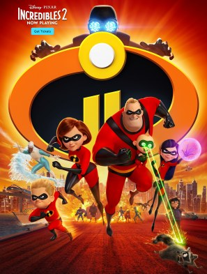 The Incredibles 2: Christ is Better Than Our Uniqueness and Service