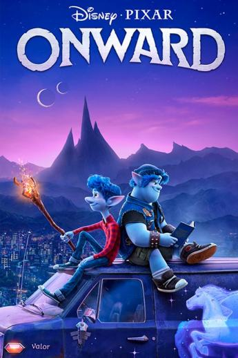 Onward - best movies to watch on Disney Plus