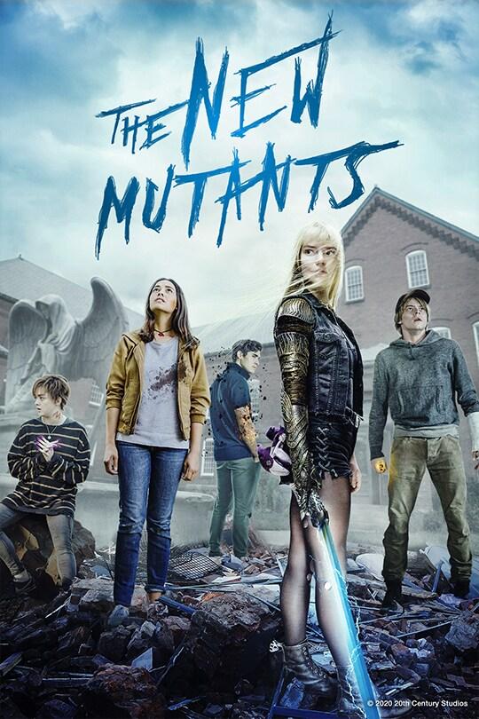 the new mutants 20th century studios
