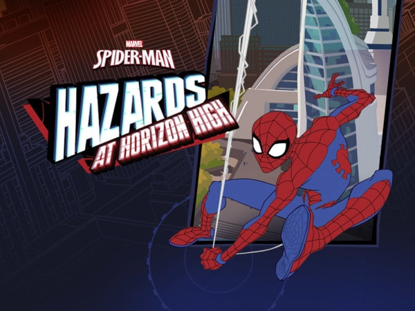 Spider Man Games   Free Spider Man Games for Kids   Marvel HQ Spider Man  Hazards at Horizon High