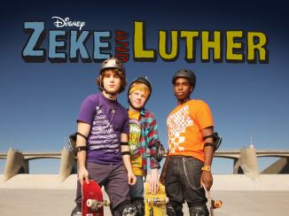 Image result for zeke and luther