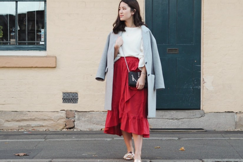 #mbfwa, fashion, style, how to wear red, styling red, red dress, what to wear, style blogger, current trends
