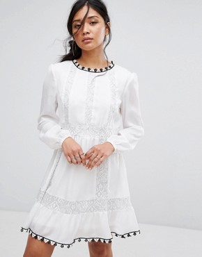 little white dress, white dress, style, fashion, asos, blogger, style blogger, fblogger, how i style, what to wear, style tips, wardrobe must haves, classic, trends, season, summer dresses