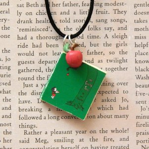 """""""The Giving Tree"""" necklace by TiddyBits on Etsy"""