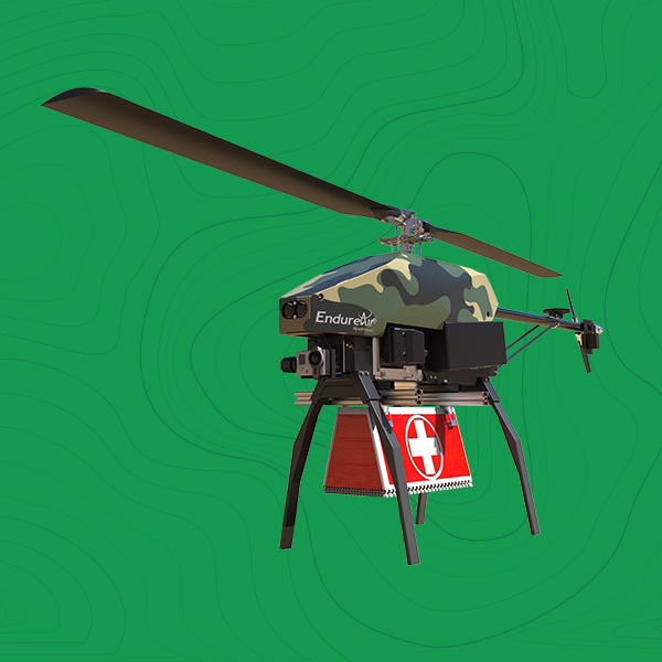 Hepicopter Drones | Delivering COVID-19 Vaccines & Blood in India