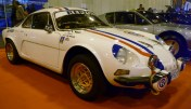 Renault Alpine (el clasico de rallies)